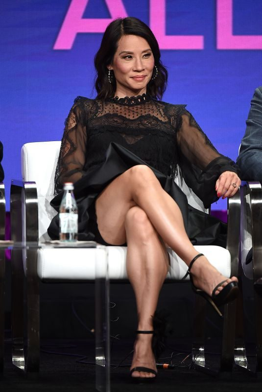 LUCY LIU at 2019 TCA Summer Press Tour in Beverly Hills 08/01/2019