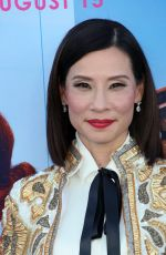 LUCY LIU at Why Women Kill Premiere in Los Angeles 08/07/2019