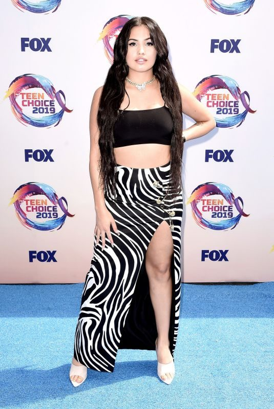 MABEL MCVEY at Teen Choice Awards 2019 in Hermosa Beach 08/11/2019