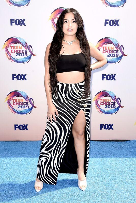 MABEL MCVEY at Teen Choice Awards 2019 in Hermosa Beach 08/11/2019