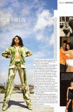 MABEL MCVEY in Grazia Magazine, August 2019