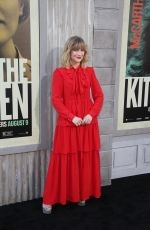 MADDIE HASSON at The Kitchen Premiere in Los Angeles 08/05/2019