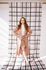 MADELAINE PETSCH for Nylon Magazine, August 2019