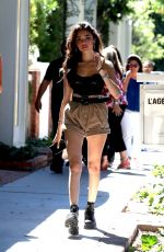 MADISON BEER at Alfred Coffee in West Hollywood 08/17/2019