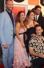 MAITE PERRONI at El Juego De Las Llaves Premiere in Mexico City 08/13/2019