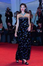 MARICA PELLEGRINELLI at Seberg Premiere at 2019 Venice Internatinal Film Festival 08/30/2019