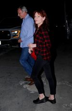 MARILU HENNER Night Out in Los Angeles 07/30/2019