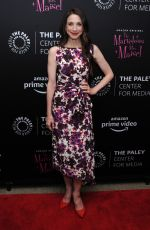 MARIN HINKLE at Making Maisel Marvelous Celebrate Opening of Immersive Exhibit in New York 08/10/2019