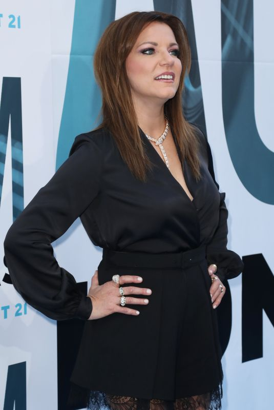 MARTINA MCBRIDE at 13th Annual ACM Honors in Nashville 08/21/2019