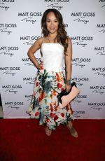 MAYTE GARCIA at Matt Goss 10-year Anniversary in Las Vegas 08/11/2019