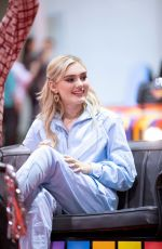 MEG DONNELLY at D23 Expo in Anaheim 08/25/2019