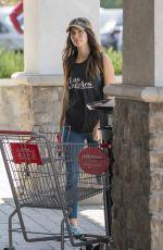 MEGAN FOX Shopping at CVS Pharmacy in Los Angeles 07/31/2019