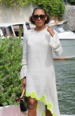 MELANIE BROWN at 76th Venice Film Festival 08/28/2019