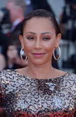 MELANIE BROWN at The Truth Screening at 76th Venice Film Festival 08/28/2019