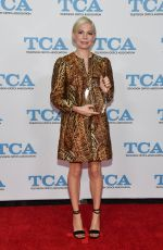 MICHELLE WILLIAMS at TCA Awards at Summer Press Tour in Los Angeles 08/03/2019