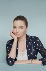MIRANDA KERR for Koradior Fashion, 2019