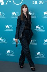MONICA BELLUCCI at Irreversible - Inversion Integrale Photocall at 2019 Venice Film Festival 08/31/2019
