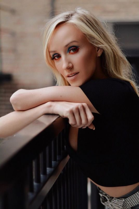 NASTIA LIUKIN at a Photoshoot, August 2019
