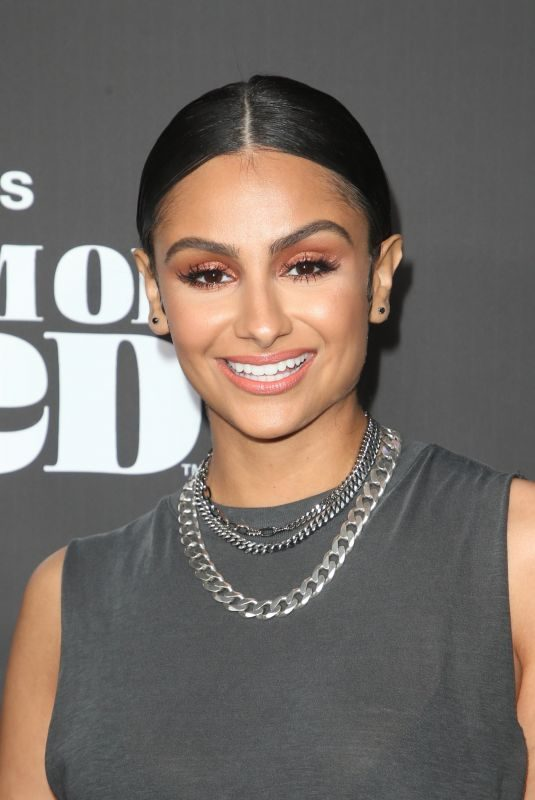 NAZANIN MANDI at Weedmaps Museum of Weed Exclusive Preview Celebration in Hollywood 08/01/2019