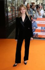 NELL WILLIAMS at Blinded by the Light Premiere in London 07/29/2019