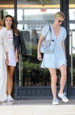 NICKY HILTON and KATHARINE MCPHEE Shopping at Barneys New York 08/07/2019