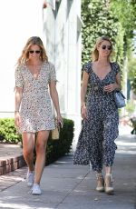 NICKY HILTON Out in West Hollywood 08/06/2019