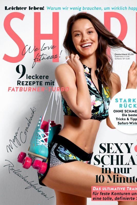 NICOLA CAVANIS in Shape Magazine, September 2019