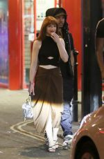 NICOLA ROBERTS Night Out in London 08/24/2019