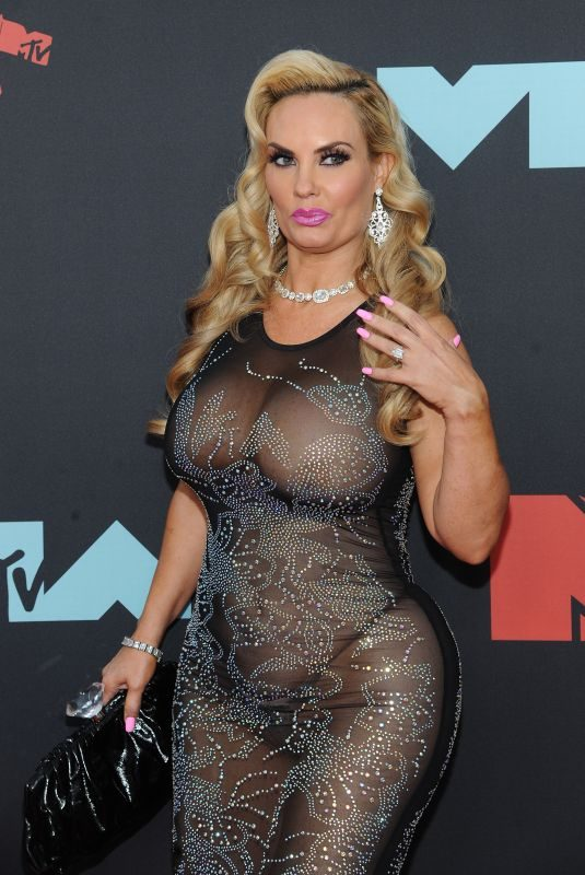 NICOLE COCO AUSTIN at 2019 MTV Video Music Awards in Newark 08/26/2019