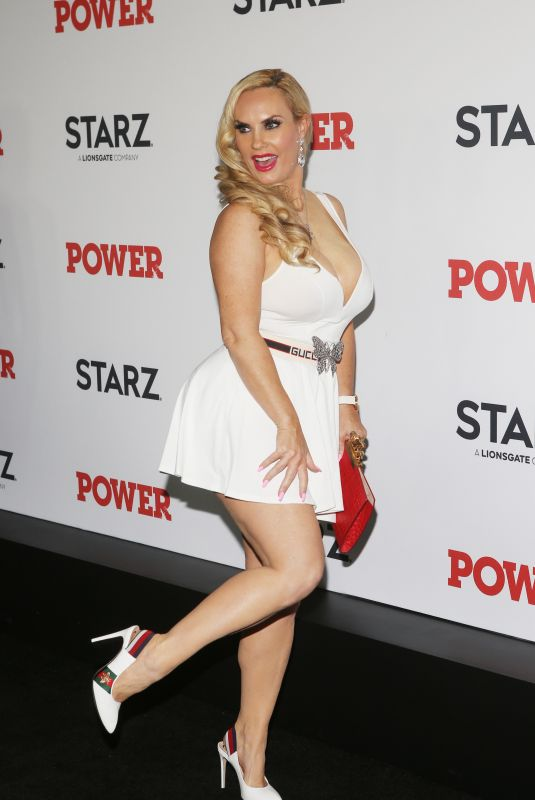 NICOLE COCO AUSTIN at Power Final Season Premiere at Madison Square Garden in New York 08/20/2019