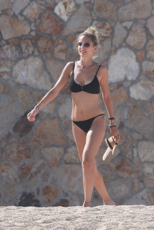 NICOLE RICHIE in Bikini at a Beach in Cabo San Lucas 08/08/2019