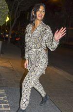 NICOLE SCHERZINGER Arrives at Her Hotel in Sydney 08/13/2019