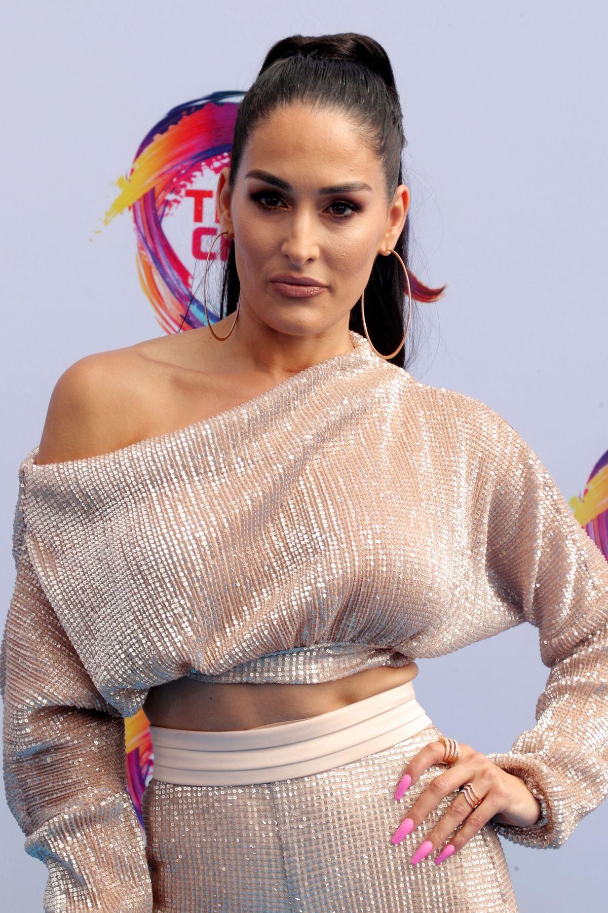 NIKKI BELLA at Teen Choice Awards 2019 in Hermosa Beach 08 ...