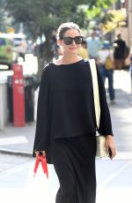 OLIVIA PALERMO Out and About in New York 08/08/2019