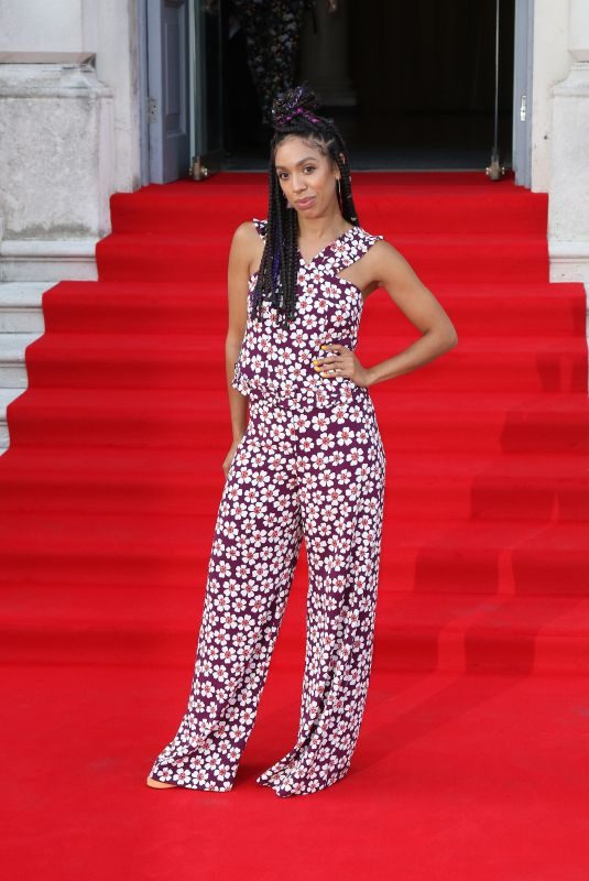PEARL MACKIE at Pain and Glory Premiere in London 08/08/2019