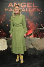 PIPER PERABO at Angel Has Fallen Photocall in Los Angeles 08/16/2019
