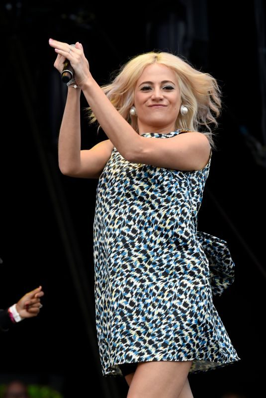 PIXIE LOTT at BBC Summer Social at Croxteth Park in Liverpool 08/03/2019