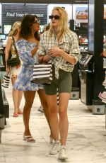 PRIYANKA CHOPRA and SOPHIE TURNER Out Shopping in Miami 08/04/2019
