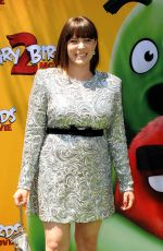 RACHEL BLOOM at The Angry Birds Movie 2 Premiere in Los Angeles 08/10/2019