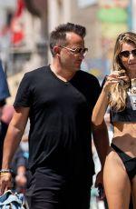 RACHEL MCCORD in Bikini Bottom Out in Venice Beach 08/21/2019