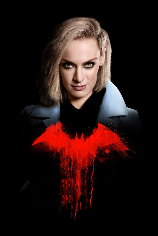 RACHEL SKARSTEN - Batwoman, Season 1 Promos and Trailer