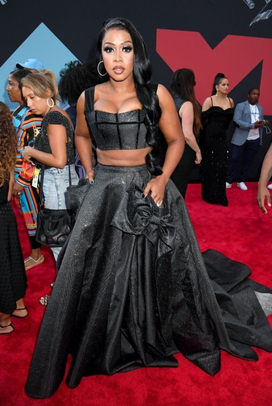 REMY MA at 2019 MTV Video Music Awards in Newark 08/26/2019