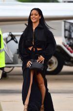 RIHANNA Arrives at Crop Over Festival in Barbados 08/04/2019