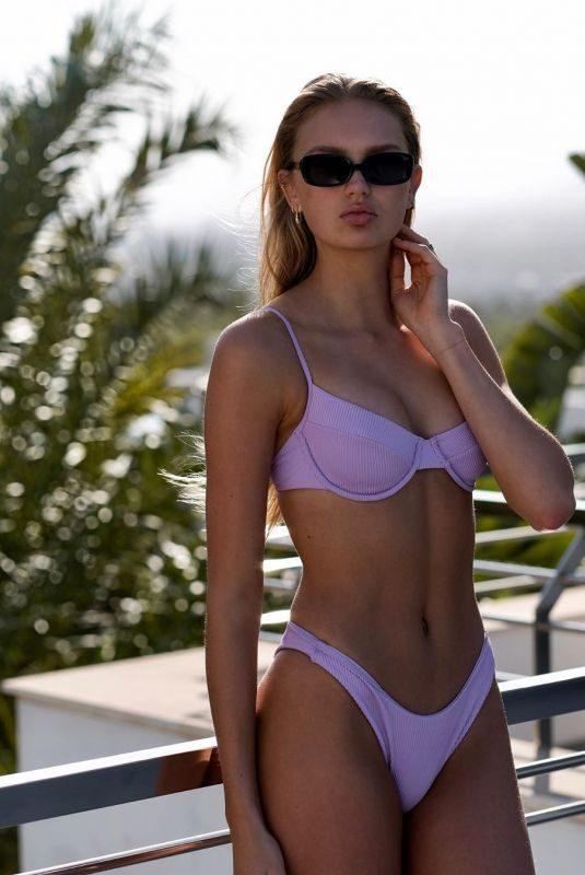 ROMEE STRIJD in Bikini on Vacation in Spain – Instagram Photos and Videos August 2019