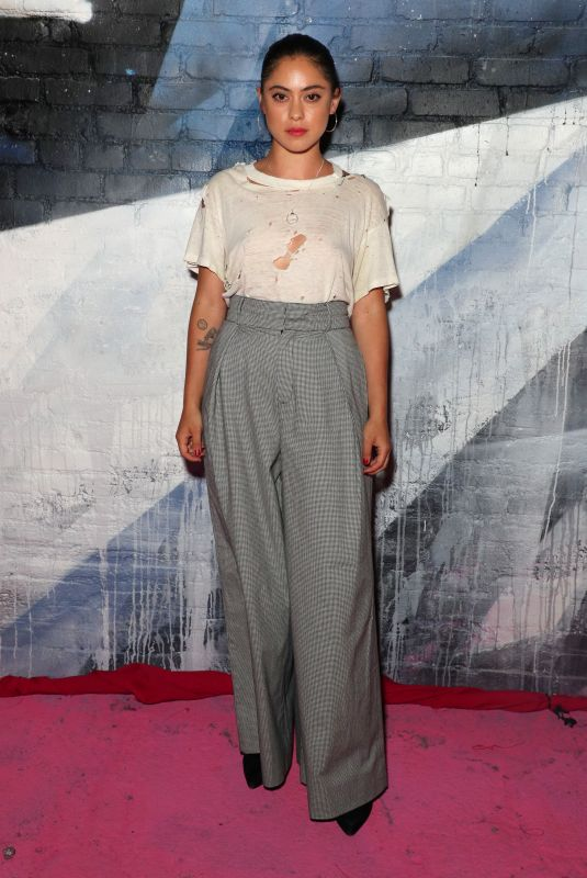 ROSA SALAZAR at Pandora Jewelry Relaunch in Los Angeles 08/28/2019