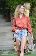 ROSE BERTRAM at Houdini Estate to Support Launch of Inspr-d in Los Angeles 08/21/20198