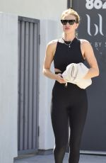 ROSIE HUNTINGTON-WHITELEY Leaves a Gym in West Hollywood 08/06/2019