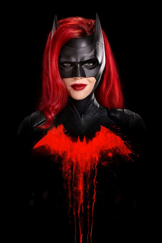 RUBY ROSE - Batwoman, Season 1 Promos and Trailer