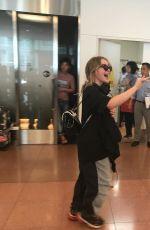 SABRINA CAPRENTER at Airport in Tokyo 08/15/2019