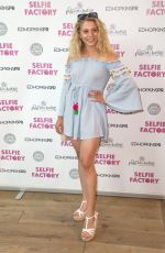 SABRINA STOCKER at Media Night at Selfie Factory in London 07/30/2019